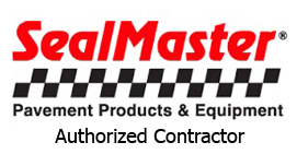 SealMaster Pavement Products Authorized Contractor in Michigan
